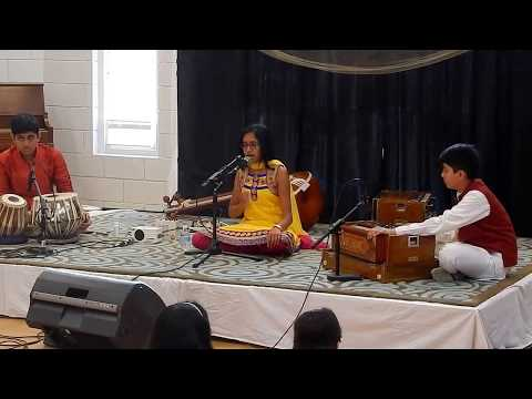Baltimore 2017 - Raag Hameer - GharJaoon Langarva - Gauri Niwargi
