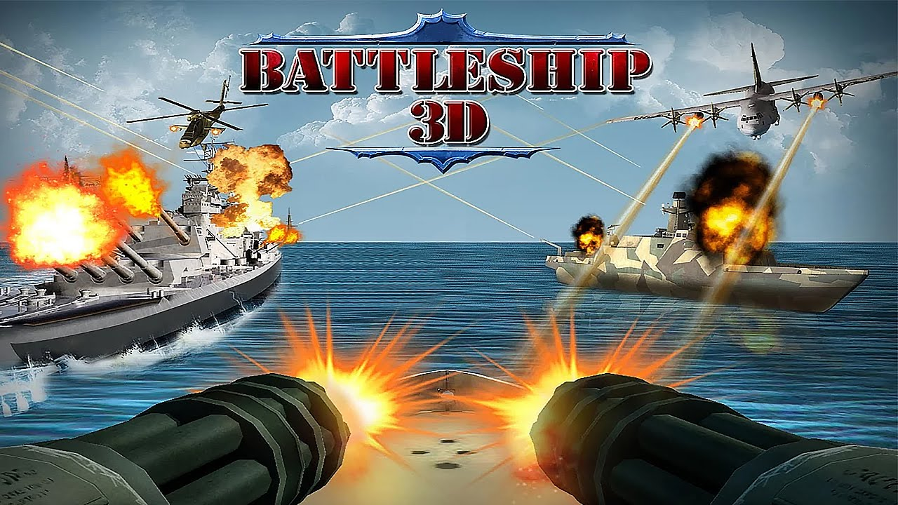 Navy Battleship Attack 3d Gameplay Android Youtube