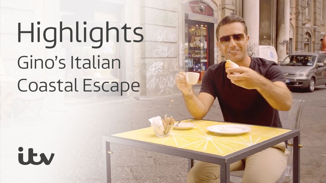 Download Amazing Food Stories   Gino's Italian Coastal Escape   ITV