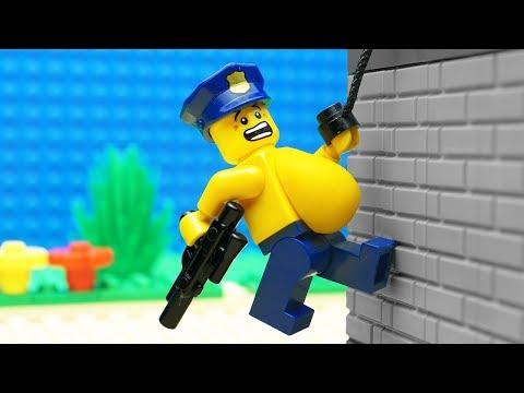 Lego Police School - Parkour Training