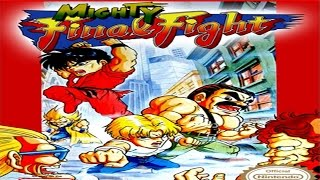 MIGHTY FINAL FIGHT - NES Longplay - [Cody Walkthrough] NO DEATH / NO MISS RUN (FULL GAMEPLAY)