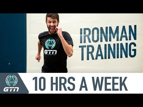 10 Hour Ironman Training Week | The Ironman Work-Life Balance