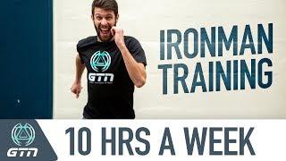 10 Hour Ironman Training Week | The Ironman Work-Life Balance