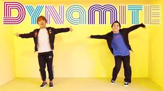 【BTS】マジの素人が本気で'Dynamite'を踊ってみた!!