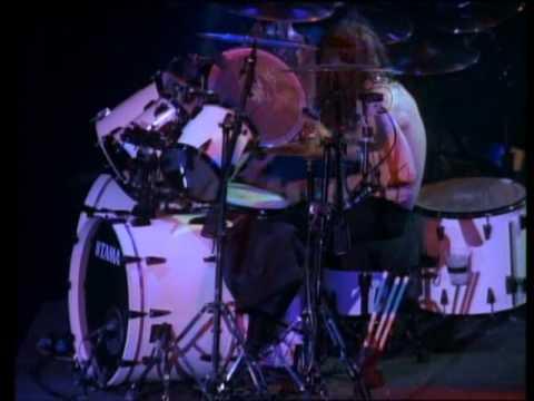 Lars Ulrich & James Hetfield Drums Battle Jam