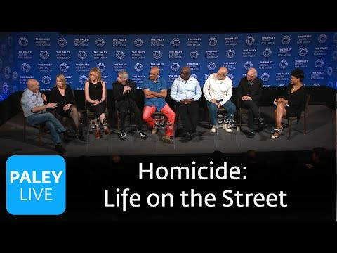 Homicide: Life on the Street: A Reunion with Cast and Creators on Developing the Show