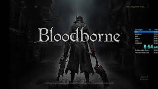 Bloodborne Any% Glitchless Speedrun in 33:02 (World Record)