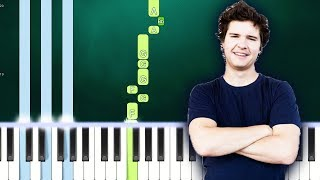 Lukas Graham - Lie (Piano Tutorial Easy) By MUSICHELP