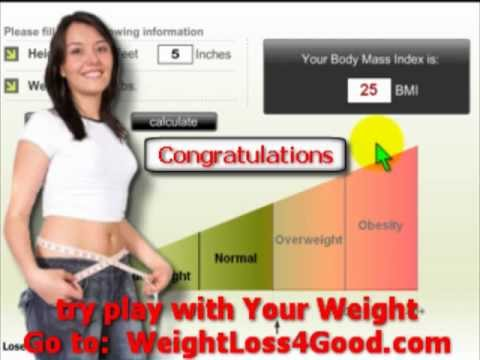 Weightloss - How Much Should I Weigh - Weight Calculator