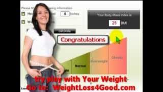 Weightloss - How much Should I Weigh - Weight Calculator