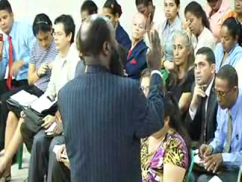 Colombia Pastors Conference (Translated) part 2-Dr. Owuor