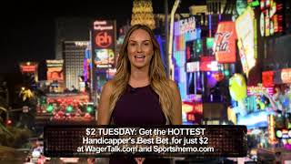 $2 Tuesday | Sports Picks for Only Two Bucks
