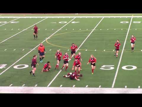 Falcon Girls vs Berkeley 3 24 18