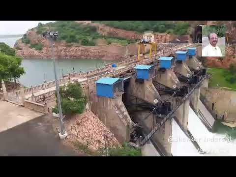 Naveelu Thirtha Malaprabha Dam Near Munavalli