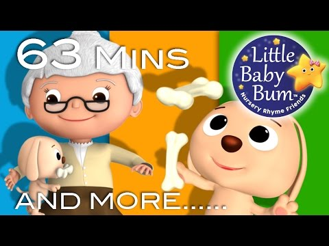 Little Baby Bum   Old Mother Hubbard   Nursery Rhymes for Babies   Songs for Kids