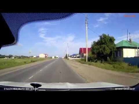 Троицк - летом Челябинская область