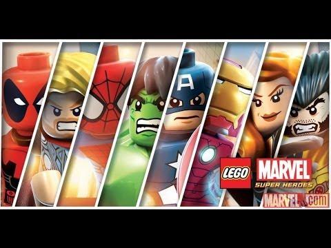 где скачать игру LEGO Marvel Super Heroes