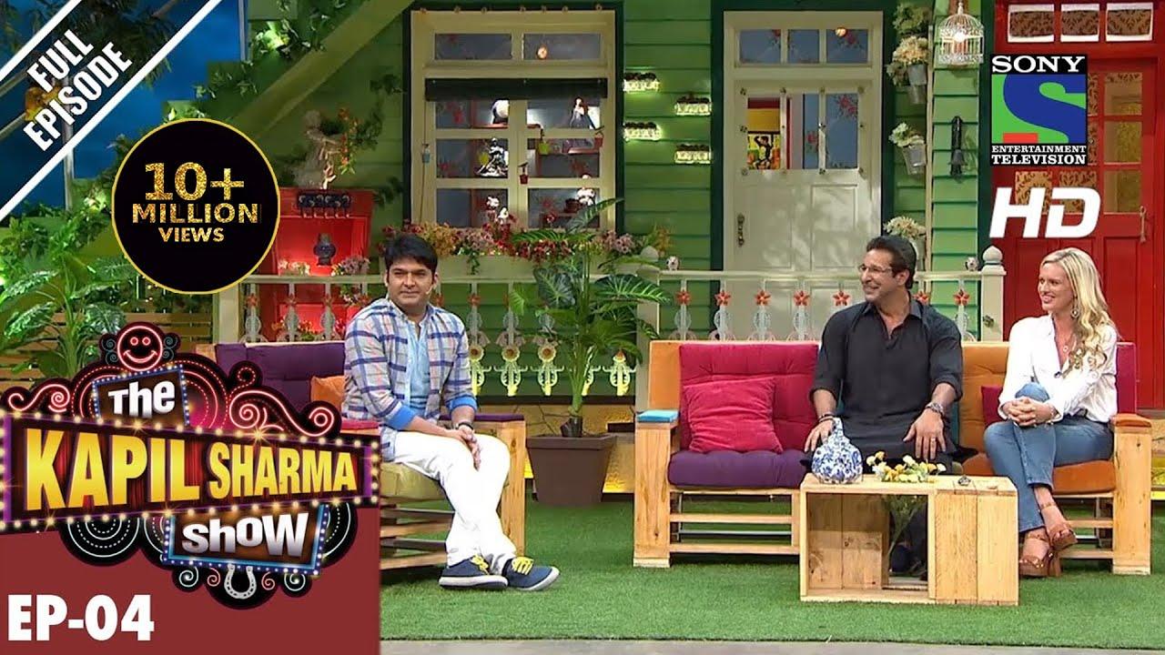 Download The Kapil Sharma Show - दी कपिल शर्मा शो-Ep-4-Wasim Akram ka Jalwa –1st May 2016