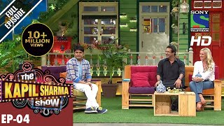 The Kapil Sharma Show - दी कपिल शर्मा शो-Episode 4-Wasim Akram ka Jalwa –1st May 2016