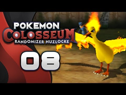 ITS JUST NOT MEANT TO BE - Pokemon Colosseum RANDOMIZER Nuzlocke #08 w/ NumbNexus