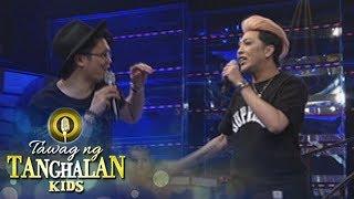 """Tawag ng Tanghalan Kids: Vice to Vhong: """"Inuuto mo ako"""""""
