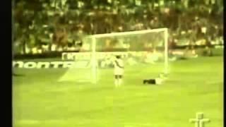 Brasile - Perù 3-0 - 1 maggio 1978 - gara amichevole