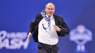 'Run Rich Run': Rich Eisen runs the 40-yard dash