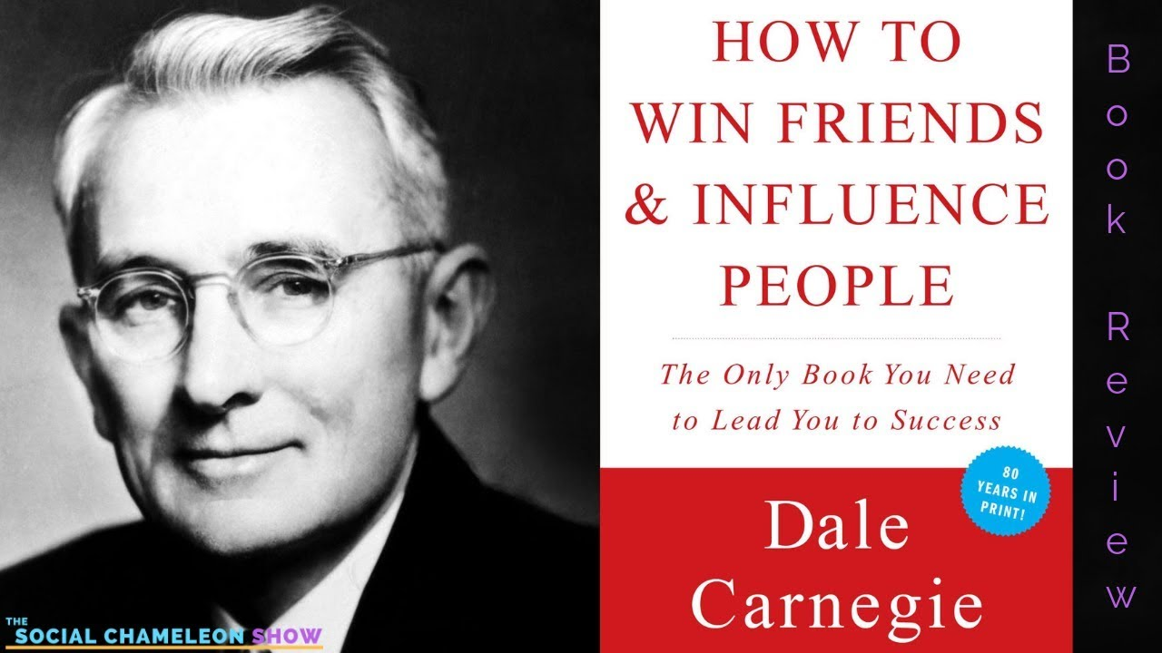 35: Book Review: How To Win Friends & Influence People | Dale Carnegie 1