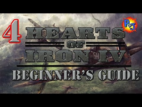 Hearts of Iron 4 Beginner Guide Tutorial Part 4: Naval Units