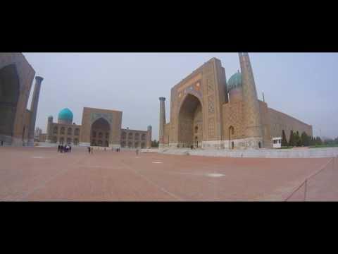 trip to Tashkent