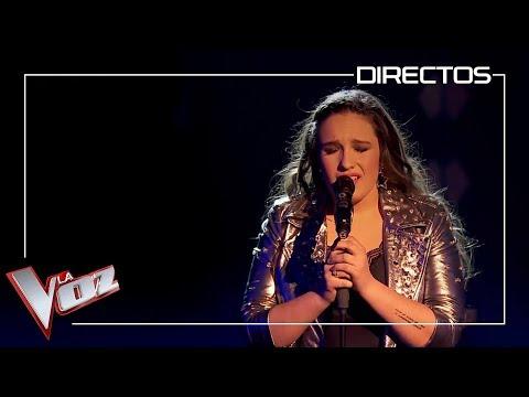 Auba Estela Murillo Canta 'Prometo' | Directos | La Voz Antena 3 2019