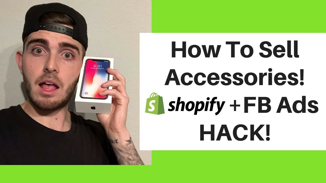 How The iPhone X Can Make You Money: Facebook Ad + Shopify Targeting Hack