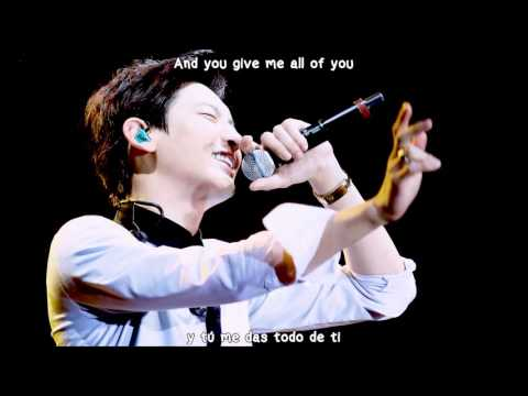 Chanyeol - All Of Me [Sub Español - Lyrics]