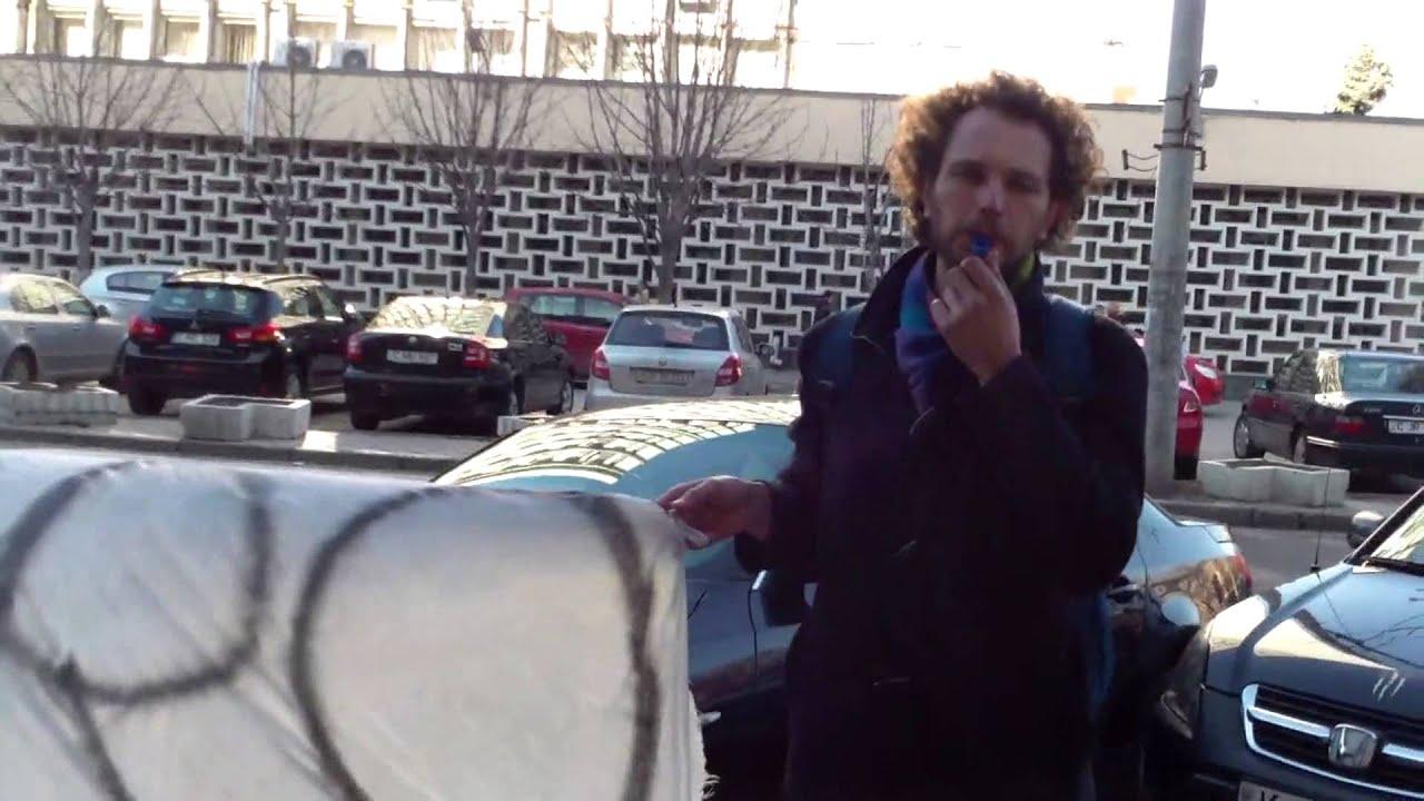 Am protestat la Inspecția Ecologică și Ministerul Mediului