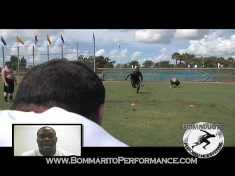 Jon Beason Carolina Panthers Linebacker Strength Training Program - BommaritoPerformance.com