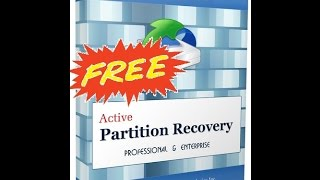 Active Partition Recovery Professional 7.1.2 - Full Download