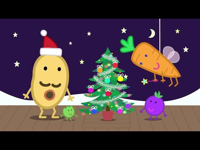 Peppa Pig 粉红猪小妹 第五季25【土豆先生的聖誕節演出】中文版