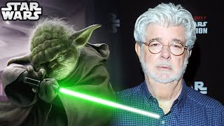 George Lucas Reveals Yoda's First Name Star Wars Explained