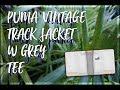 Making a Puma Vintage Track Jacket || ROBLOX SPEED DESIGN