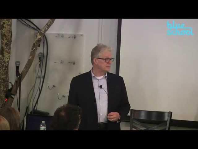 Sir Ken Robinson PHD: Creative Schools