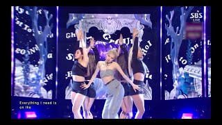 Download ROSÉ - 'On The Ground' 0321 SBS Inkigayo