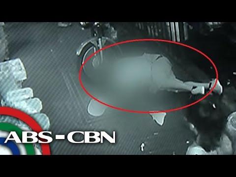 Sapul sa CCTV: Lalaki, pinagbabaril sa palengke sa QC
