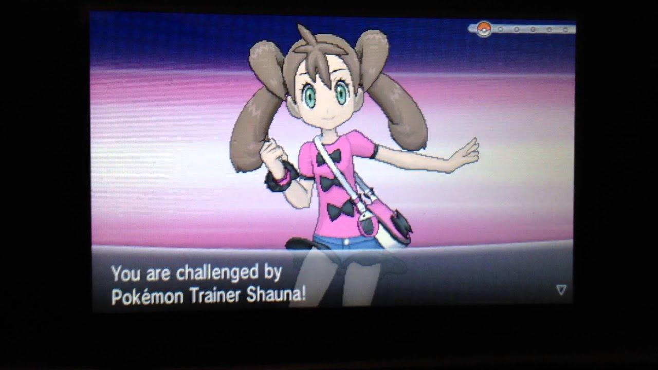 Pokémon X & Y Walkthrough Part 2: Aquacorde Town