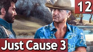 Just Cause 3 #12 DIE STORY geht WEITER 60 FPS Abriss Simulator Lets Play deutsch german
