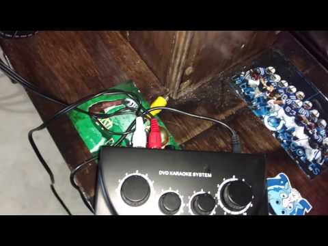 Home Karaoke Setup using Fifine and Roku 3