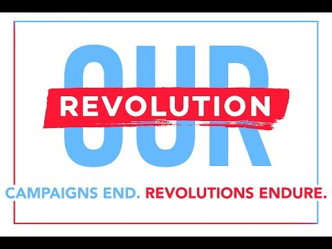 Our Revolution Year One (w/ Larry Cohen)