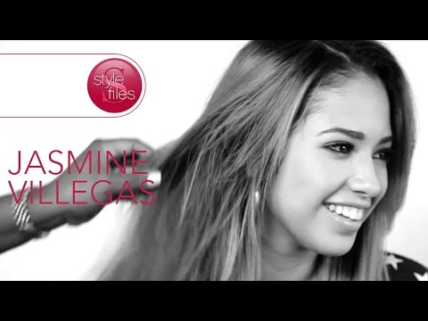 Jasmine Villegas Talks Going Blonde, Learning About Make-Up on Style Files