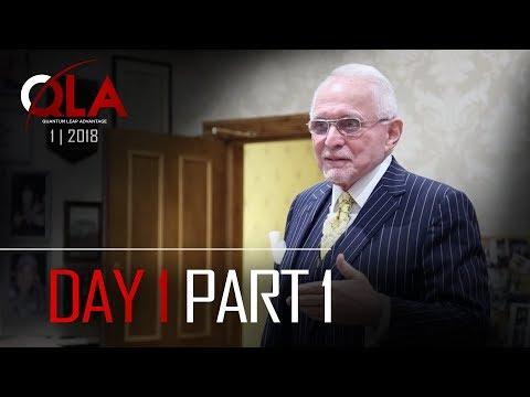 Day 1 Part 1 | January 2018 | Dan Peña QLA Castle Seminar