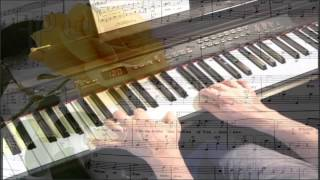 The Yellow Rose of Texas -- Piano