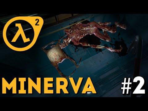 Minerva Metastasis ● Half-Life 2 МОД ● Прохождение Часть 2